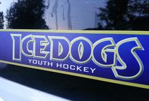 WiperTags Sports - Hockey / WiperTags designs for #hockey teams and leagues