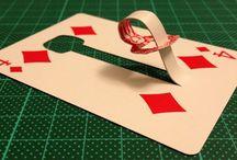 QUASI-IMPOSSIBLE CARDS