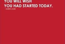 Motivation... / by Bristen Parsons