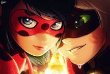 Ladybug y Chat Noir