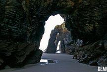 Playa de las Catedrales / La Playa de las Catedrales, una de las joyas naturales de #Galicia.  En nuestro artículo descubrirás info para visitarla, como obtener el permiso necesario etc...  http://www.demiku.es/la-playa-de-las-catedrales-una-de-las-joyas-naturales-de-galicia/