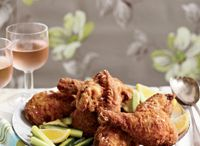 FRIED CHICKEN ETC. / by Mildred Williams