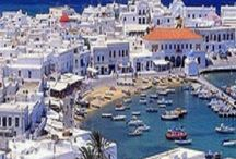 Greek Island - Mykonos