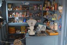 mini shop interior