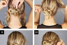 hair for wedding