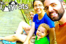 Family Travel Videos / This is a collection of all of the videos where we were traveling as a family. We have dreams to sell our house and live in an Airstream Travel Trailer; you can find more on our YouTube channel: http://youtube.com/TheFunnyrats / by LaneVids & TheFunnyrats