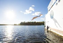 Finland lakeland