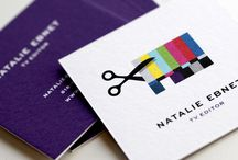 Funky Business Cards