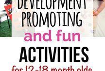 1Y old activities