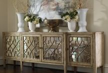 Impressive chest and buffets / Not your ordinary piece of furniture. These pieces brings the personality to the room!