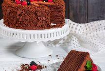 Идеи для торта.Прощай, талия.
