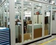 Smartly Performed Partitions / We offer wide range of partitioning solutions including permanent partition, semi-permanent partition or temporary partition.