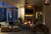 screen porch / by Sarah Meigs