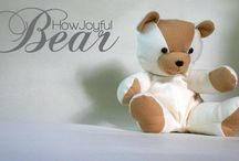 Teddy Bear Sewing Patterns
