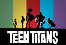 teen titans⚡