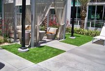 Commercial Turf for Businesses / Artificial Grass Inc. has extensive experience in installing artificial grass lawns in the commercial market. We know how valuable it is to these entities (City, State, property management companies, privately owned buildings and /or Properties) to replace the vast stretches of grass lawns that surround and fill the landscapes that surround them. Sod grass simply is not an option anymore.