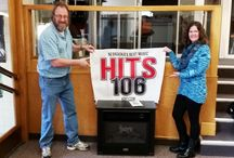 Hits 106 Contests / Peeps who win from hits 106