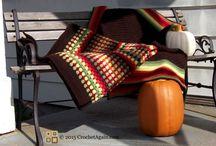 Crochet Afghans, Bedspreads