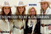 All things Calgary