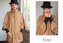 Abrigo, Capas / abrigos, capas, invierno, marsala, camel, rayadas.