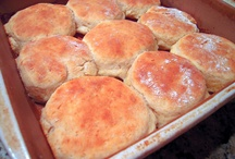 biscuits, rolls, bread, tortillas, naan, etc... / by Patricia Langford