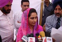 HARSIMRAT URGES WOMEN TO BRING CHANGE / HARSIMRAT URGES WOMEN TO BRING ATTITUDINAL CHANGE AGAINST A WOMAN