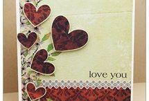 Valentines--Hearts / by Linda Shumaker
