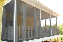 I love a porch!