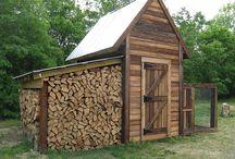 Garden::Woodstorage
