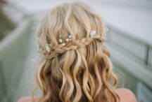 Hair / For wedding, after wedding and events