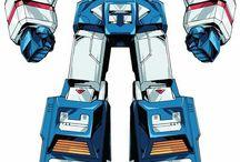 Comics: Transformers