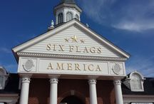 Six Flags America / These are some pictures from Six Flags America theme park located in DC