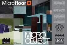 Showroom Microfloor / Showroom Microfoor Salone del Mobile MIlano 2013