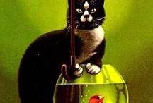 котомания / кошки