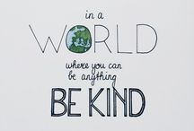 Acts of Kindness Quotes / This board includes quotes to inspire us to change the world through acts of kindness.