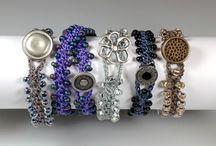 Jewelry - crochet beading, Turkish crochet