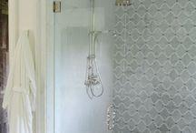 Bathroom Inspiration - Wall and Floor Tiles