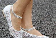 Wedding shoes / by Grace Joy Martinez