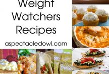 Weight watcher recipes / by Shelley Evans