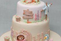 Beautiful kids cakes