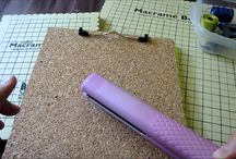 macrame  materiale occorrente