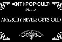 Website Videos / Promotional Video & Film For ANTI-POP.CULT Products