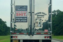 Truckers wife / by Katrina Jones