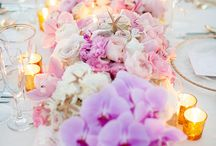 Tablescapes / Wedding tablescape