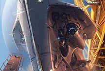 Spaceship Insperations