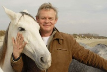 Martin Clunes * Doc Martin * William & Mary / I love Martin Clunes, british actor and animal activist. / by Kathie Mitchell