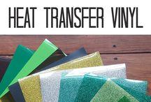 Vinyl: Heat Transfer