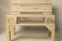 Benches, Chairs, Sofas and Couches from Recycled Pallets, Crates and Driftwood - / Sit, sleep and enjoy life on recycled wood furniture.