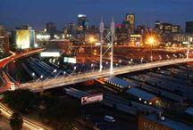 Kulula destinations - Joburg / Johannesburg