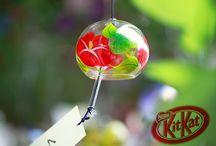 7月キャンペーン 日本の夏 / 「7月プレゼントボード」です。日本の夏をテーマになります。